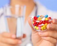 Антибиотики разноцветные