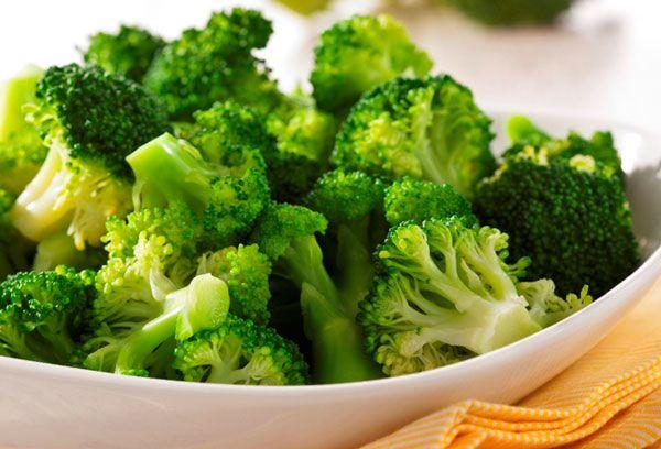 Зеленый брокколи
