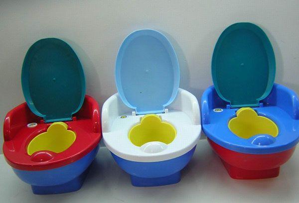 Горшки для малышей