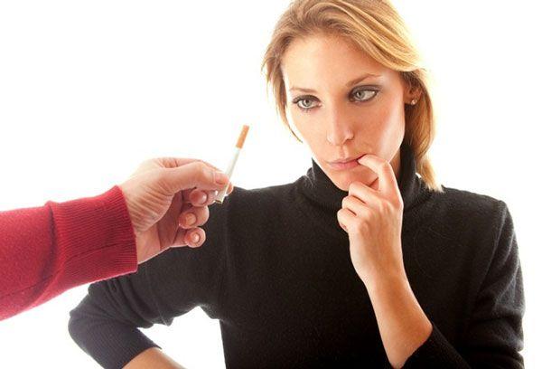 Курение и лактация