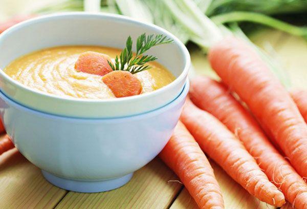 Морковь при грудном вскармливании – основные правила введения продукта в рацион