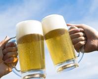 Две кружки пива