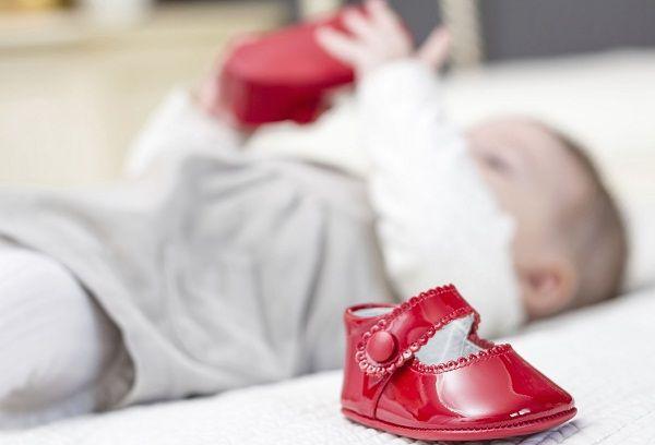 Обувь для грудничка