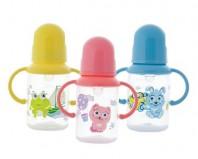 Бутылочки с ручками с силиконовой соской