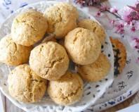 Печенье на тарелке
