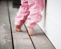 Гебенок ходит на цыпочках