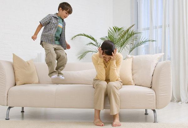 Гиперактивность ребенка