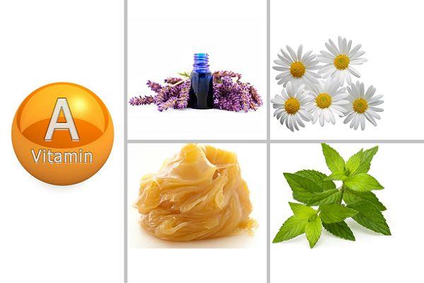 ингредиенты для детского крема