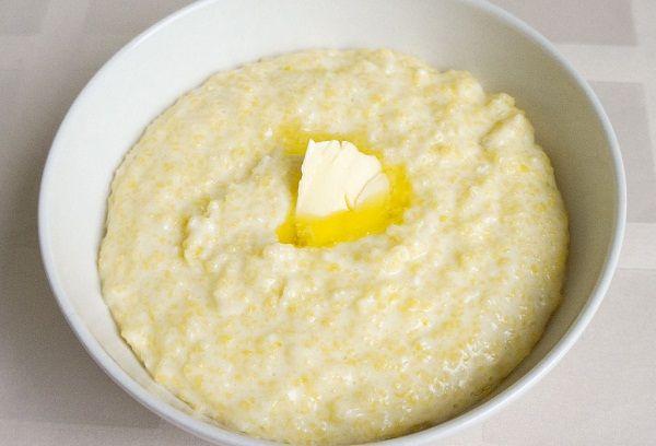Как варить кукурузную кашу на молоке для ребенка до года: рецепты