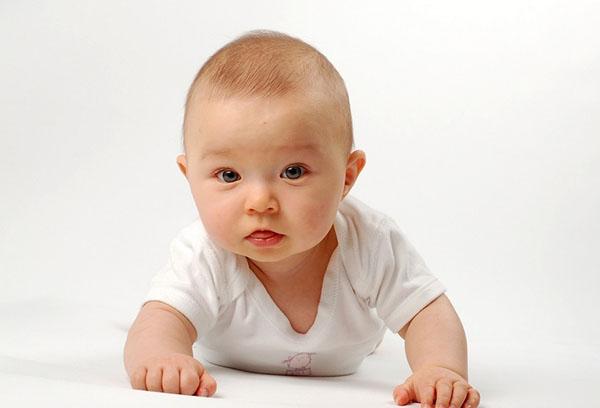 Рост и вес ребенка в 5 месяцев