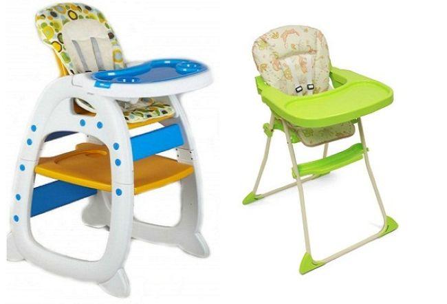 пластиковый стульчик для ребенка