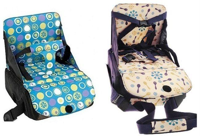 дорожный стул для грудничка