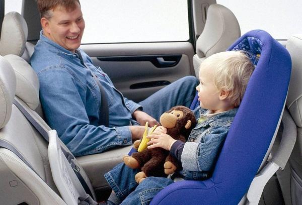 автокресло для малышей