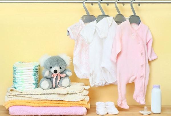 вещи новорожденного малыша