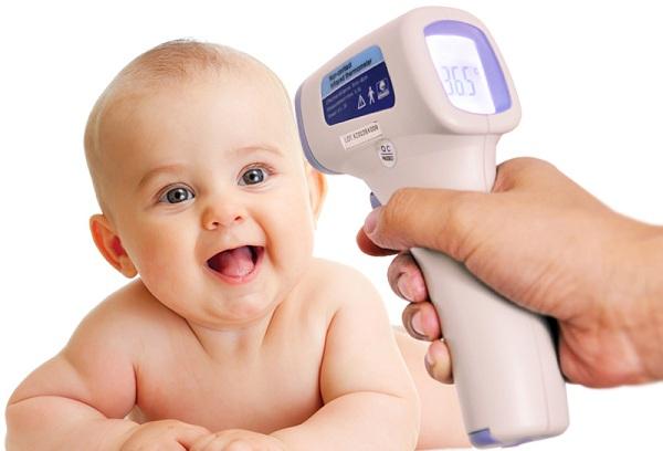 инфракрасный термометр-градусник