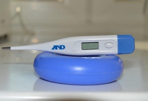 цифровой электронный градусник