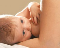 Кормление грудничка