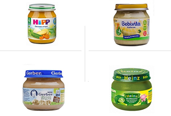 Овощное пюре для первого прикорма в 5 – 6 месяцев - с каких овощей начинать и как приготовит?