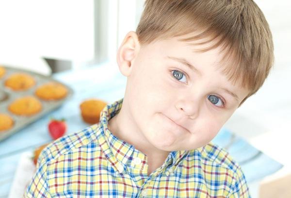 голубоглазый мальчик