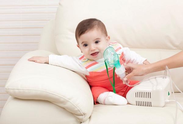 ингалации для малыша