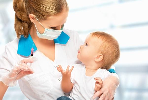процедура вакцинации ребенка