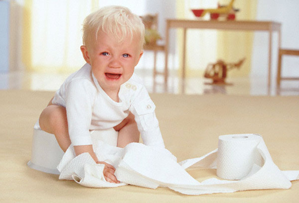 У ребенка диарея