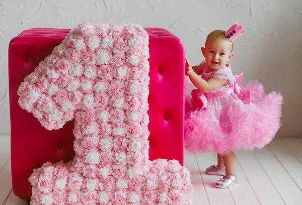 Девочке 1 годик