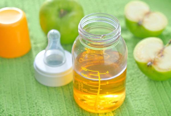 Яблочный сок для малыша