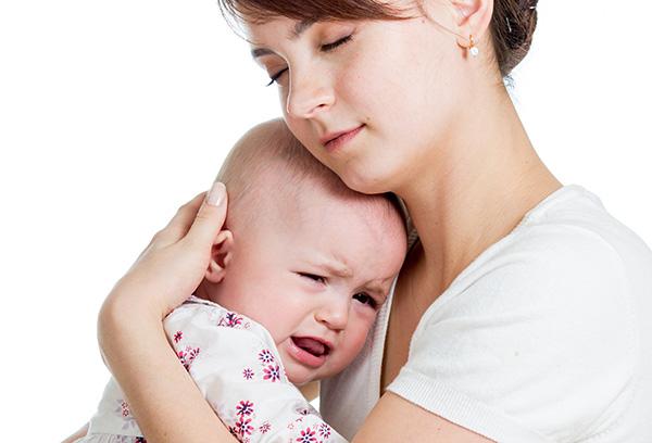 Малыш не хочет засыпать