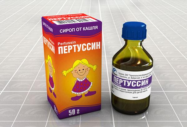 """Сироп """"Пертуссин"""""""