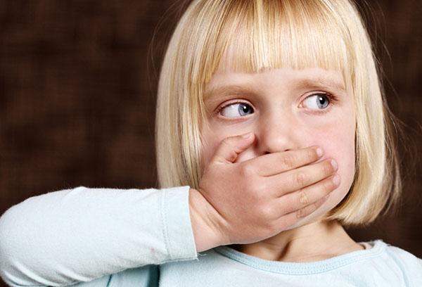 Ребенок не хочет говорить
