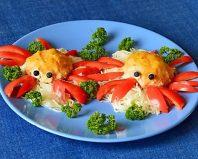 Котлеты с вермишелью и овощами для ребенка