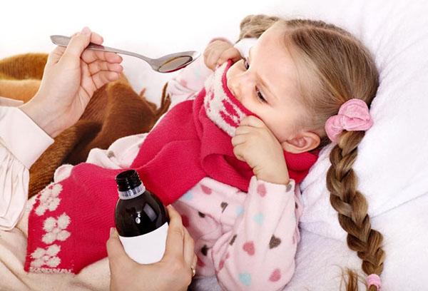 Лечение бронхита у ребенка