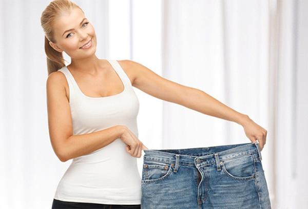 Успешное похудение после родов
