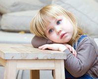 Девочка с задержкой речевого развития