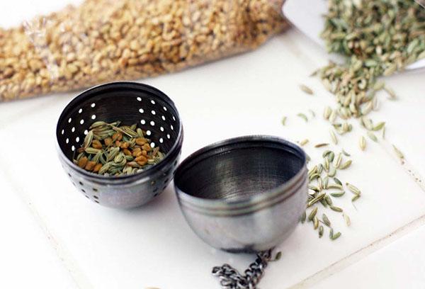 Компоненты чая для лактации