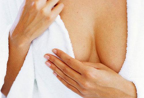 Компресс на грудь для прекращения выработки молока