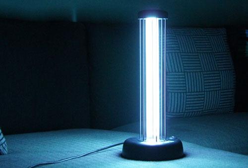 Кварцевая лампа для домашнего использования