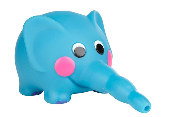 Аспиратор-спринцовка в виде слоника