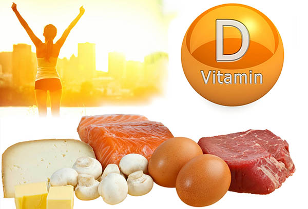 Пути получения витамина Д организмом