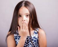 Запах ацетона изо рта у девочки