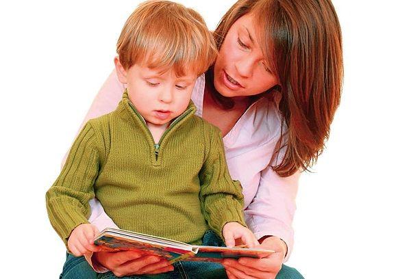 логопед с ребенком