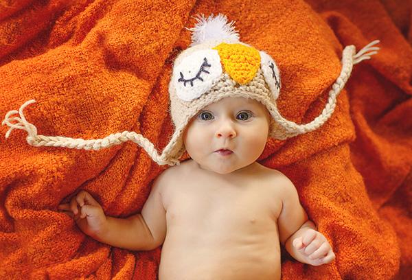 Девочке 6 месяцев