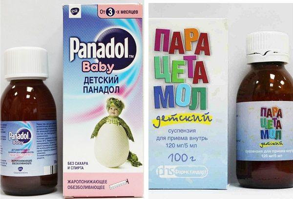 Панадол и Парацетамол