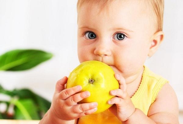 Анемия у ребенка