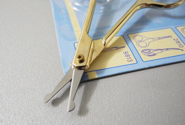 Ножницы для стрижки ногтей новорожденных