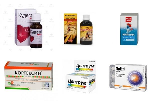 успокаивающие препараты