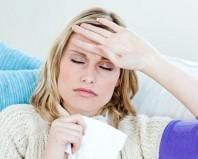 лихорадка у женщины