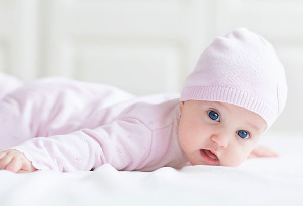 Младенец не держит голову