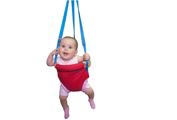 прыгунки на резинке для ребенка